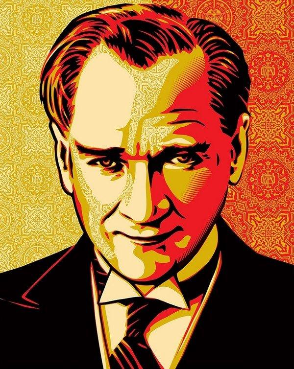Atatürk portre