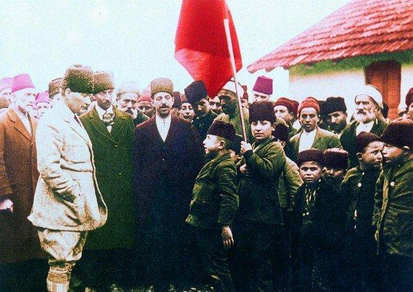 Atatürk, Türk gençliği