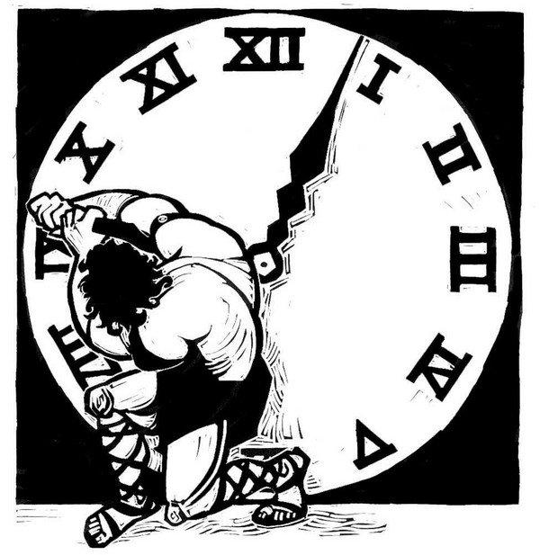 zamanı durduramazsın
