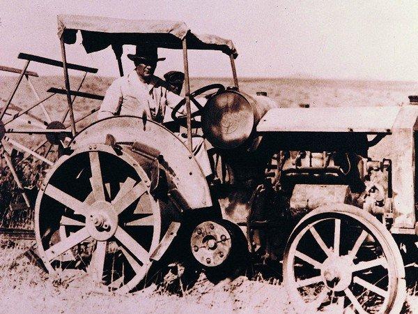 Atatürk, tarım ve köylü