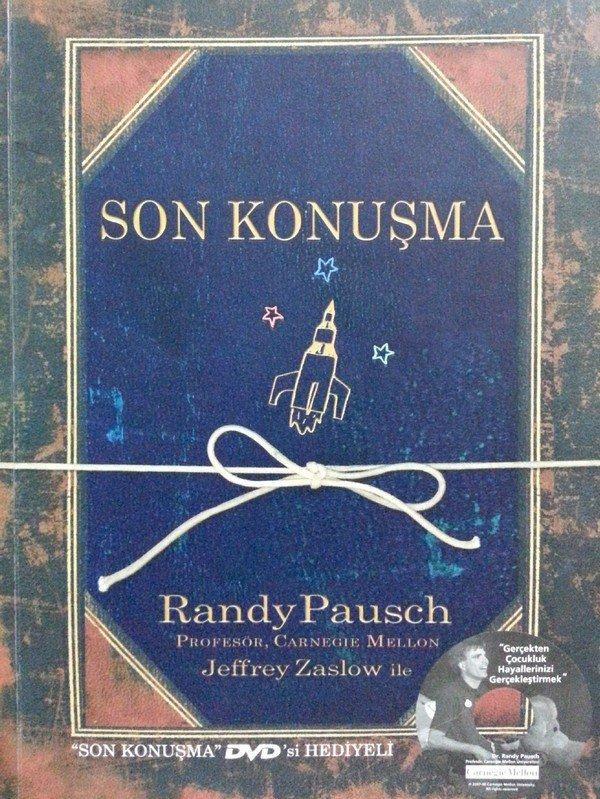 son konuşma, Randy Pausch