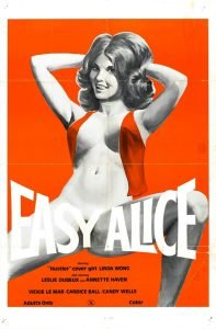 easy alice porn poster