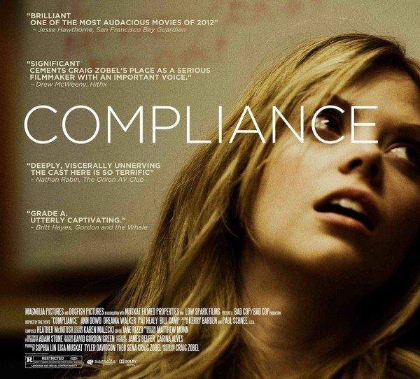 compliance, itaat poster