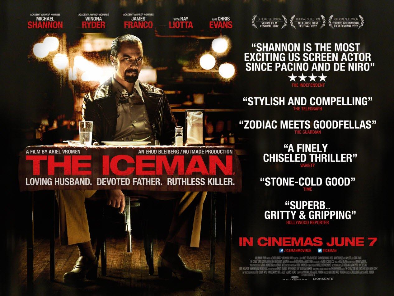 katil, buz adam