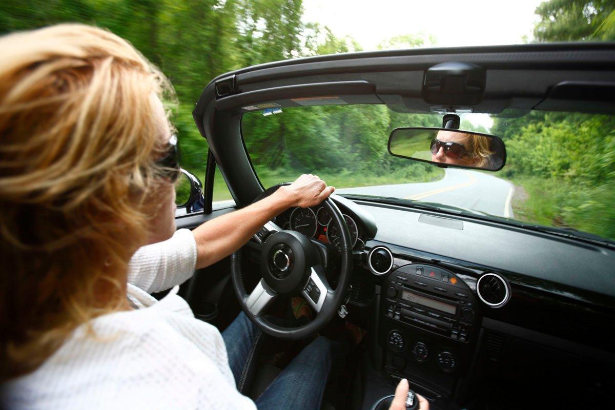 iyi kadın sürücü
