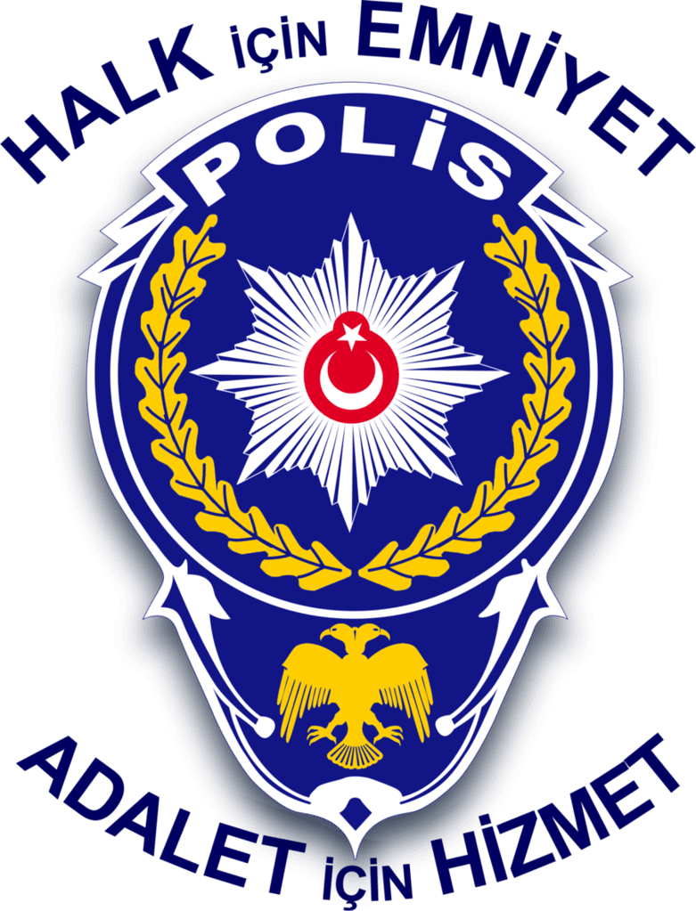 Türk Polisi logo