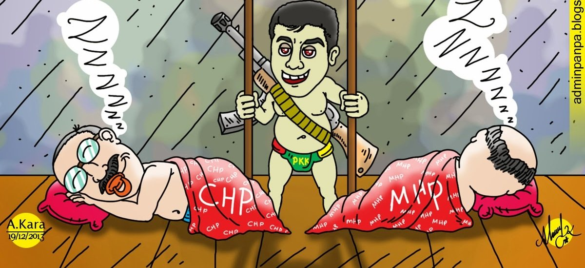 kılıçdaroğlu bahçeli karikatür