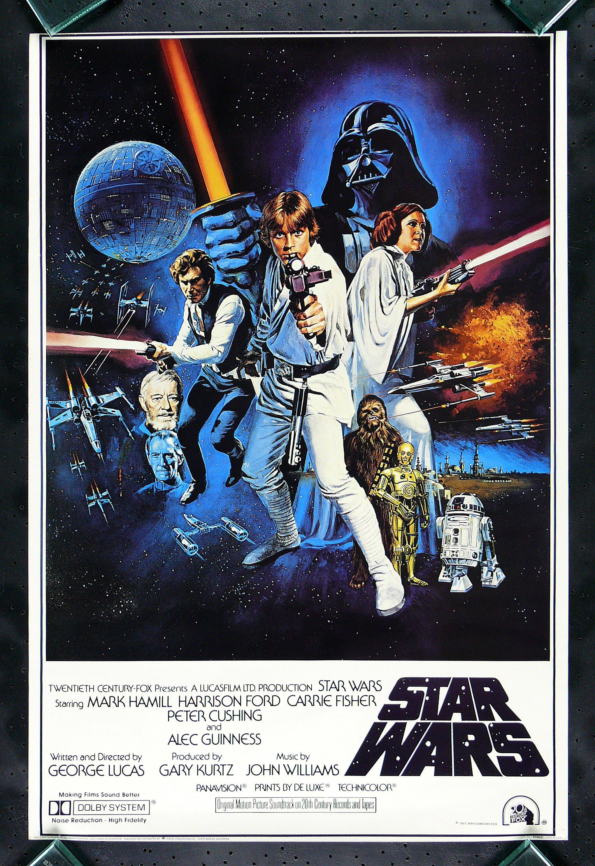 Yıldız Savaşları 1977 Yeni Bir Umut