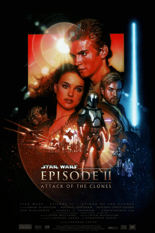 Yıldız Savaşları 2002 Klonların Saldırısı